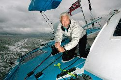Regaty Route de Rhum - Sir Robin Knox-Johnston