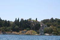 Wyspa Santa Maria, Mljet, Chorwacja