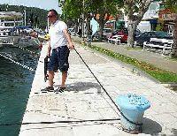 Skradin – Chorwacja – przyjazny port – przyjazny bosman!