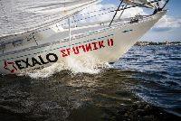 Sputnik II w regatach Polonez Cup